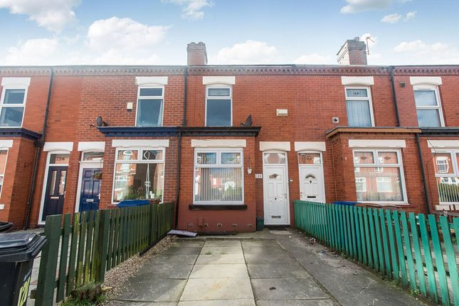 Thumbnail Terraced house to rent in Northgate Road, Stockport