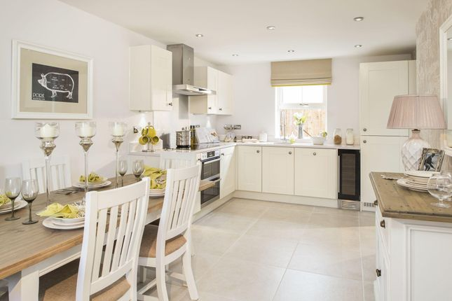 """Thumbnail Detached house for sale in """"Hadley Special"""" at Blackberry, London Road, Cirencester"""