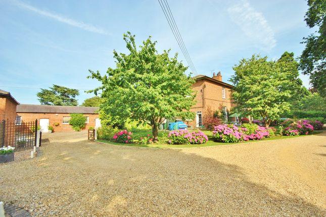 Thumbnail Barn conversion to rent in Shelton Hall, Shelton