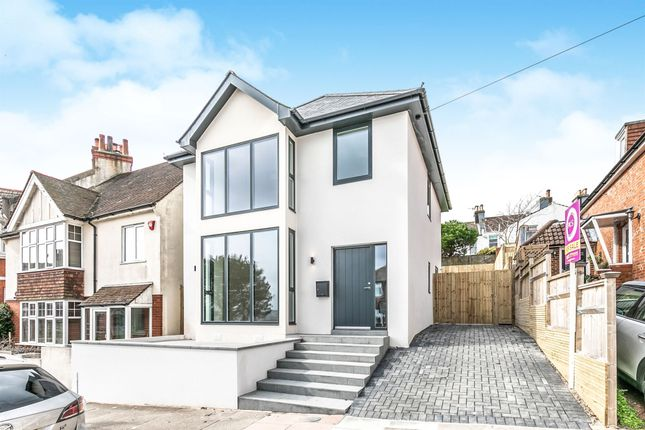 Thumbnail Detached house for sale in Tivoli Road, Brighton