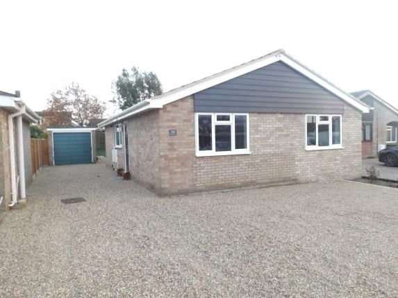 Thumbnail Bungalow for sale in East Harling, Norwich