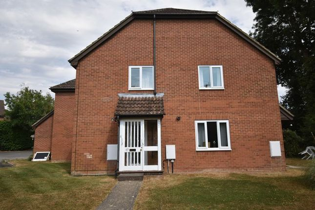 Thumbnail Terraced house to rent in Ajax Close, Chineham, Basingstoke