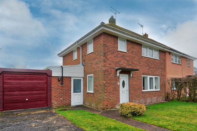 3 bed semi-detached house for sale in Brook Street, Clay Cross, Chesterfield S45