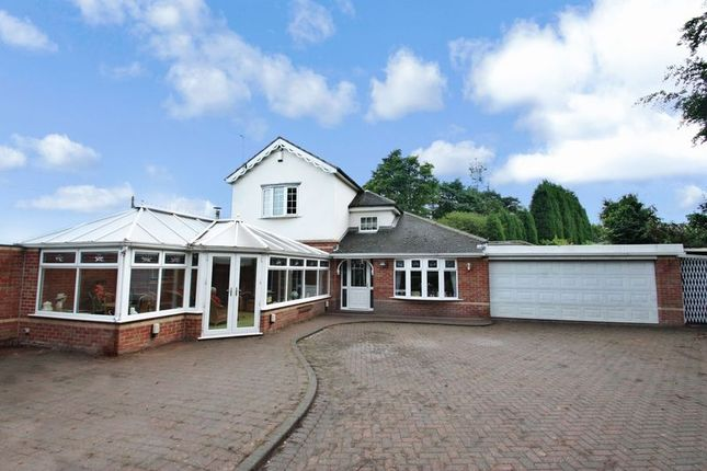 Thumbnail Detached house for sale in Brierley Gap, Brierley, Barnsley