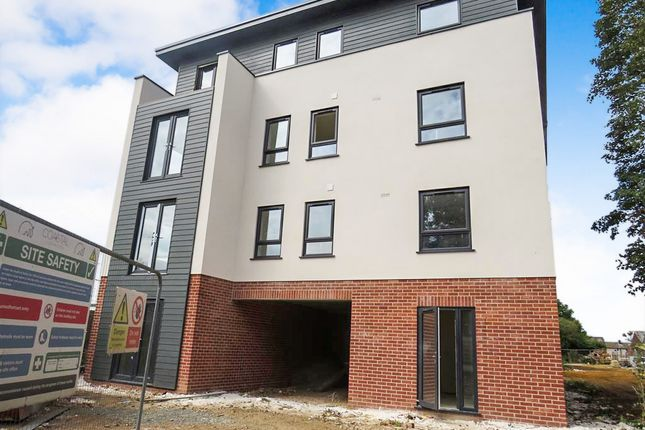 Thumbnail Flat for sale in Holt Road, Fakenham