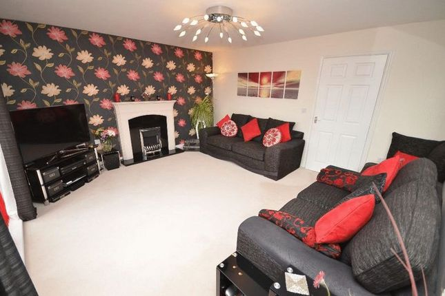 Thumbnail Town house for sale in Douglas Way, Murton, Seaham