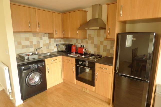 Thumbnail Flat to rent in Rosegarth Avenue, Aston, Sheffield