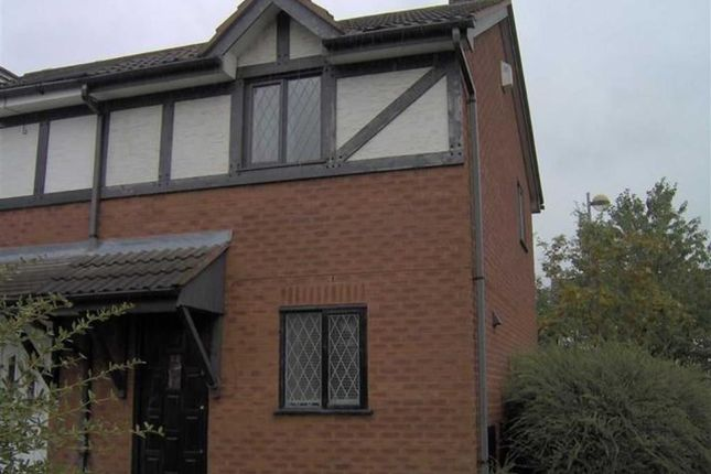 Thumbnail Property to rent in Steeple Drive, Salford