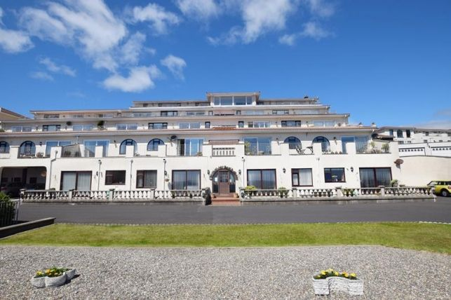 Thumbnail Flat for sale in Seacliffe Road, Onchan