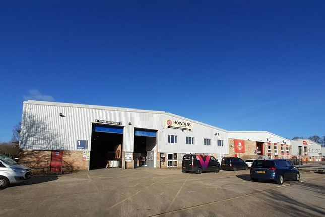 Thumbnail Warehouse to let in Unit 4 Boyatt Wood, Goodwood Road, Eastleigh, Hampshire