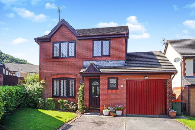 Thumbnail Detached house to rent in Blossom Close, Langstone