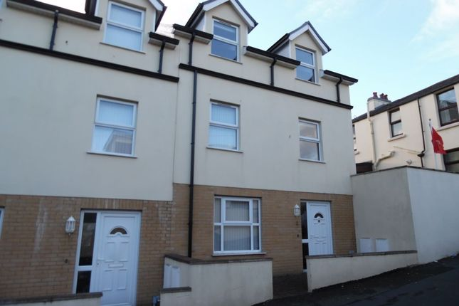 Thumbnail End terrace house to rent in Kelvin Road, Onchan