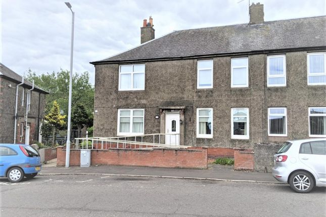 Thumbnail Flat for sale in St. Georges Road, Ayr