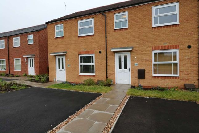 Thumbnail Semi-detached house to rent in Cherry Tree Drive, Coventry