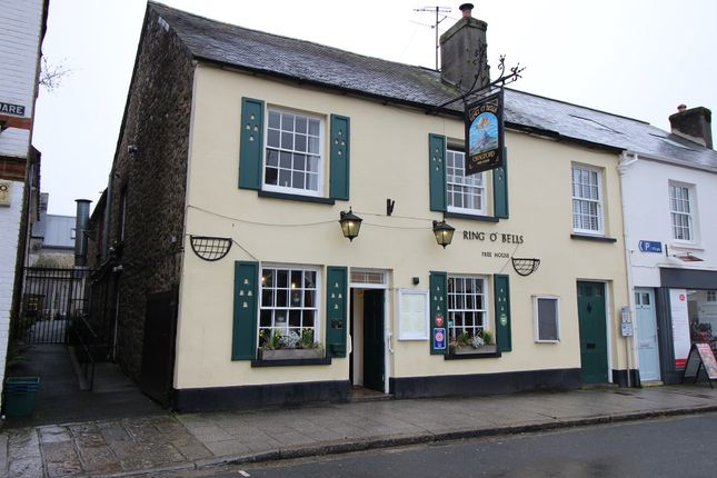 Thumbnail Pub/bar for sale in 44 The Square, Chagford