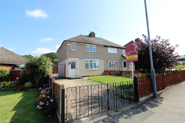 3 bed semi-detached house to rent in Parkfield Road, Newbold, Rugby CV21