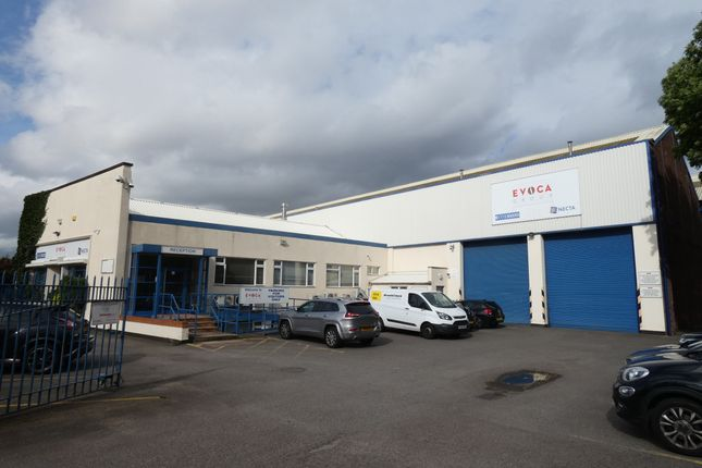 Thumbnail Industrial for sale in Dudley Street, Bilston