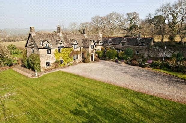 Thumbnail Equestrian property for sale in Llandegveth, Usk Road, Monmouthshire