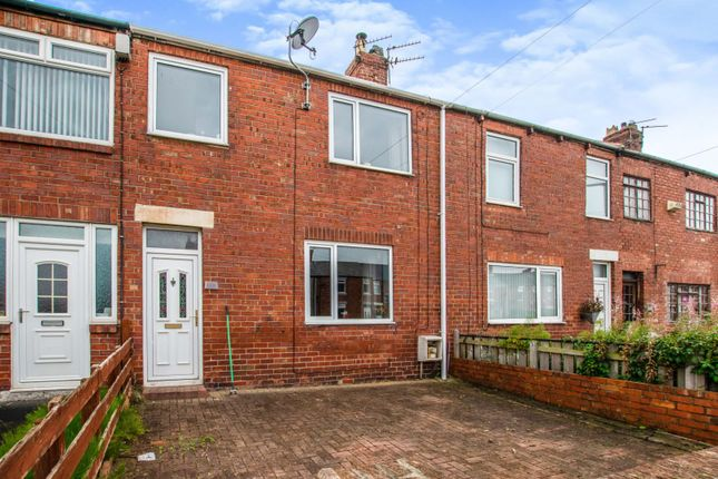 2 bed terraced house for sale in North Seaton Road, Ashington NE63