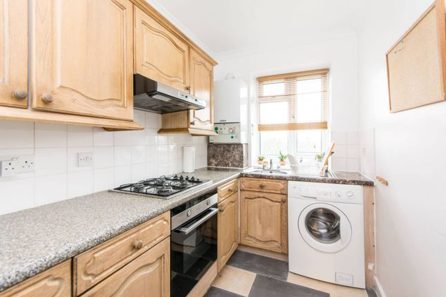 Thumbnail Flat to rent in Thanet Lodge, Mapesbury Estate