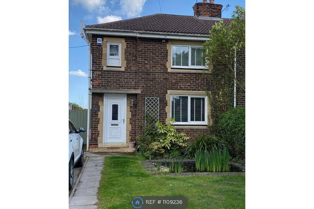 3 bed semi-detached house to rent in Eastmoor Villas, Haxey, Doncaster DN9