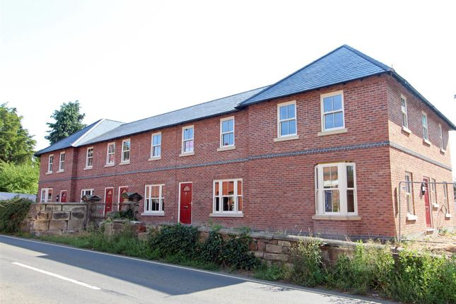 Thumbnail End terrace house for sale in Plot 5 Mill Court, Mill Street, Wem