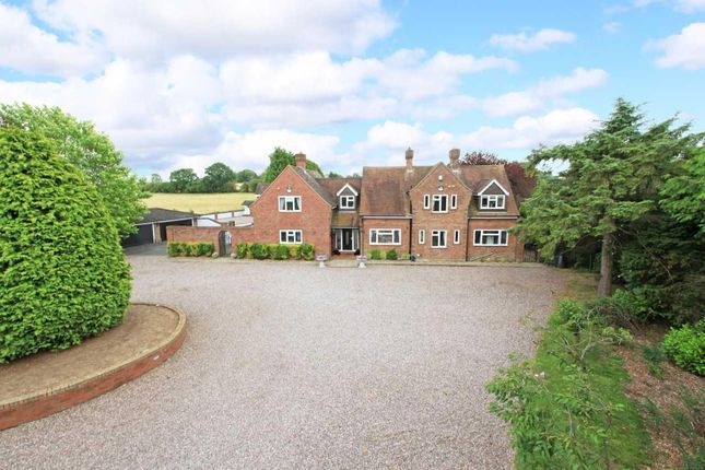 Thumbnail Detached house for sale in Sutton Maddock, Shifnal
