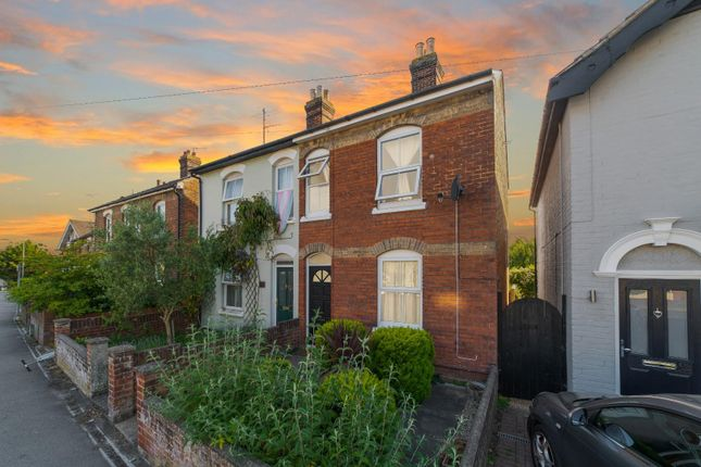 Semi-detached house for sale in Mile End Road, Colchester