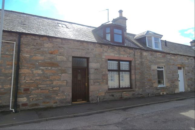 Thumbnail Terraced house to rent in West High Street, Elgin