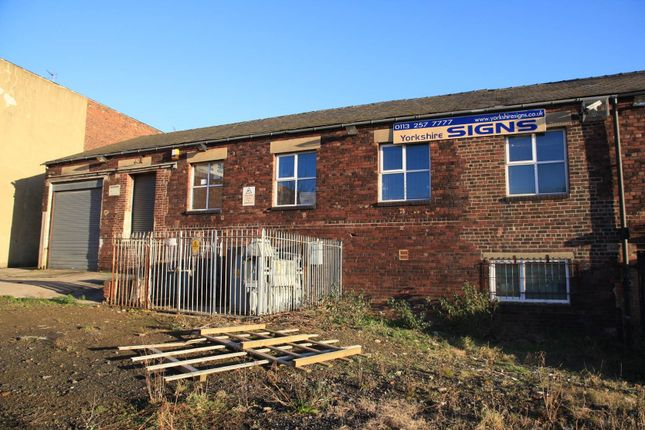 Thumbnail Industrial for sale in Elder Road, Bramley, Leeds