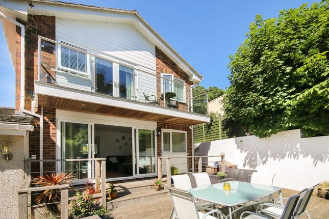 Thumbnail Detached house for sale in Haldon Road, Torquay