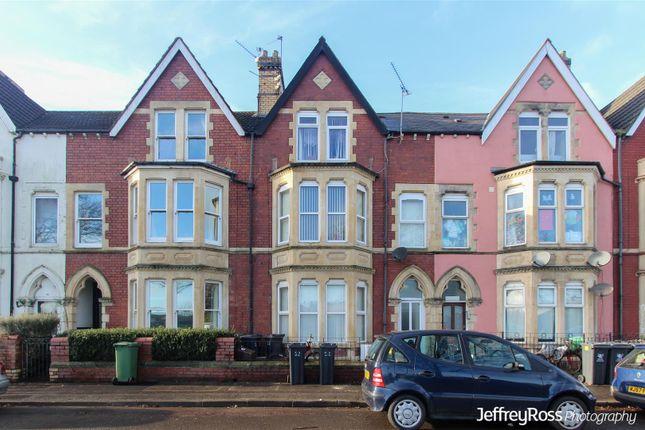 1 bed flat to rent in Taff Embankment, Grangetown, Cardiff CF11