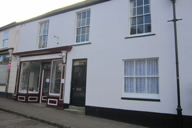 Thumbnail Flat to rent in Market Place, Colyton