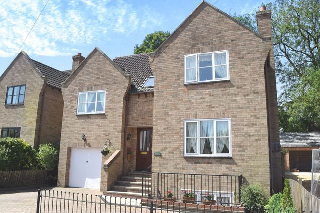 4 bed detached house for sale in Thorney Road, Crowland, Peterborough