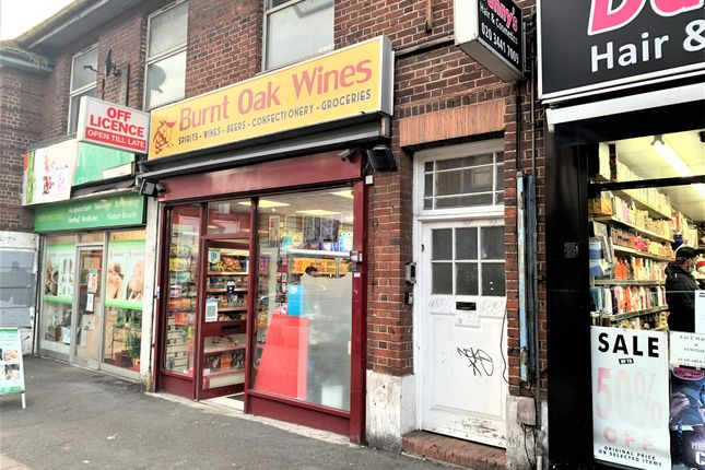 Thumbnail Flat to rent in Silkstream Parade, Watling Avenue, Burnt Oak, Edgware