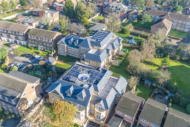 Thumbnail Flat for sale in Amaris And Levana Lodge, 10 Old Park Road, Enfield, Middlesex