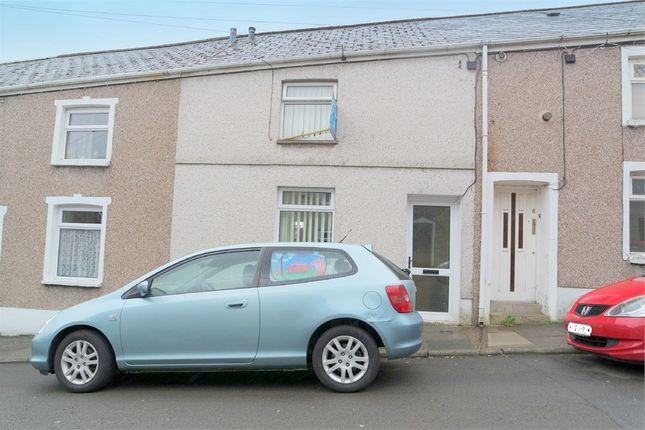 Thumbnail Terraced house to rent in Union Street, Nantyffyllon, Maesteg, Mid Glamorgan