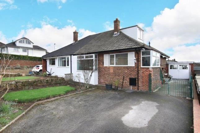 Thumbnail Bungalow for sale in Cotswold Crescent, Whiston, Rotherham, South Yorkshire