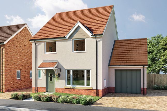 """Thumbnail Detached house for sale in """"The Mylne"""" at Aller Mead Way, Williton, Taunton"""