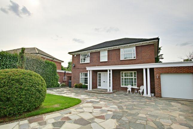 Thumbnail Detached house to rent in Dura Den Close, Beckenham