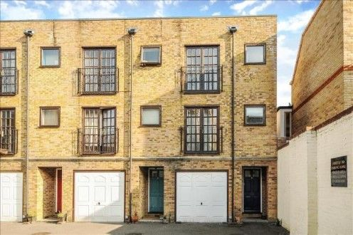 Thumbnail Terraced house for sale in Harford Mews, London