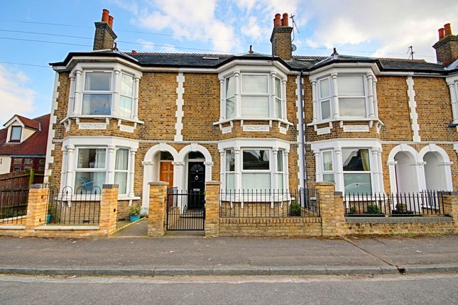 Thumbnail Terraced house for sale in Raynsford Road, Ware