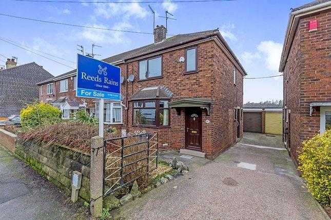 Thumbnail Semi-detached house for sale in Boulton Street, Wolstanton, Newcastle-Under-Lyme