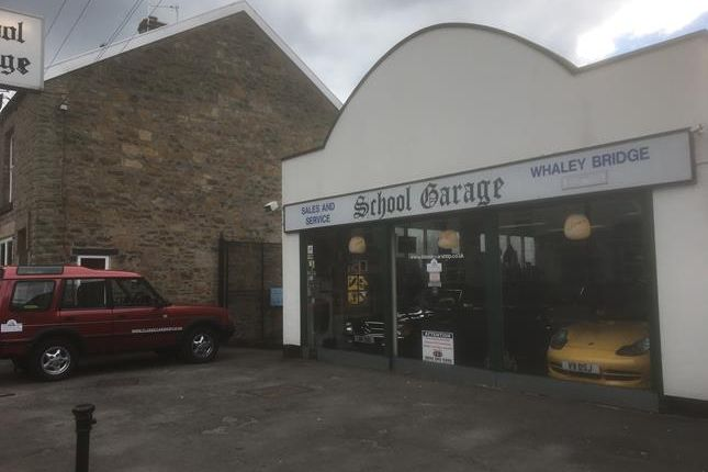 Thumbnail Light industrial for sale in 47 Buxton Road, High Peak, Whaley Bridge