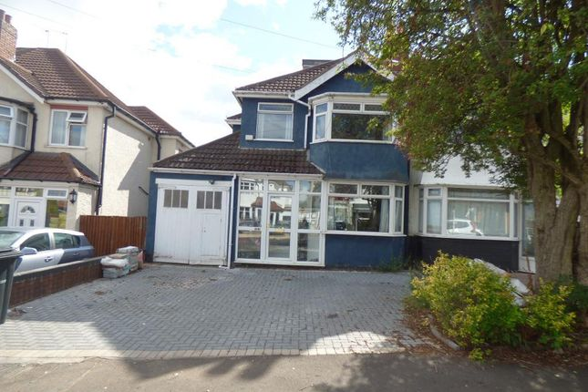 Thumbnail Semi-detached house for sale in Forest Road, Oldbury, Birmingham