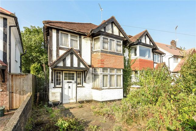 Semi-detached house in  Roundways  Ruislip  Middlesex  Watford