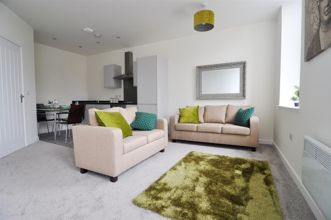 Thumbnail Flat to rent in 2 Manor Row, City Centre, Bradford