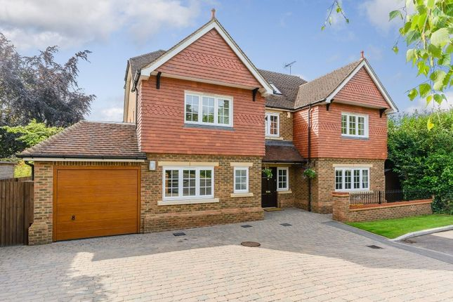 Thumbnail Detached house for sale in Highlands, Newbury