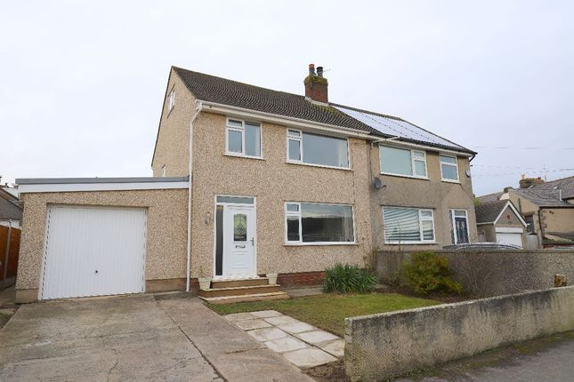 Thumbnail Semi-detached house for sale in Westbourne Road, Middleton, Morecambe