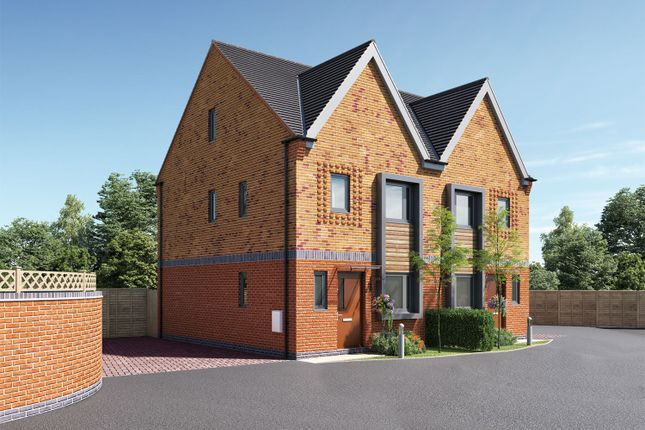 Thumbnail Semi-detached house for sale in Blakemere Avenue, Yardley, Birmingham
